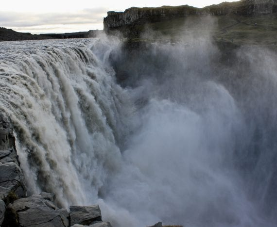 directions to dettifoss iceland