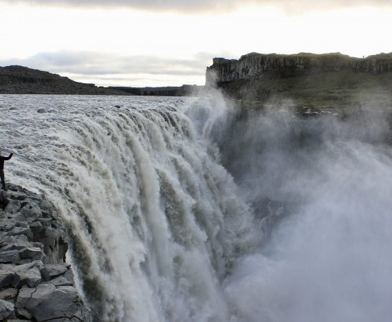 how to visit dettifoss iceland