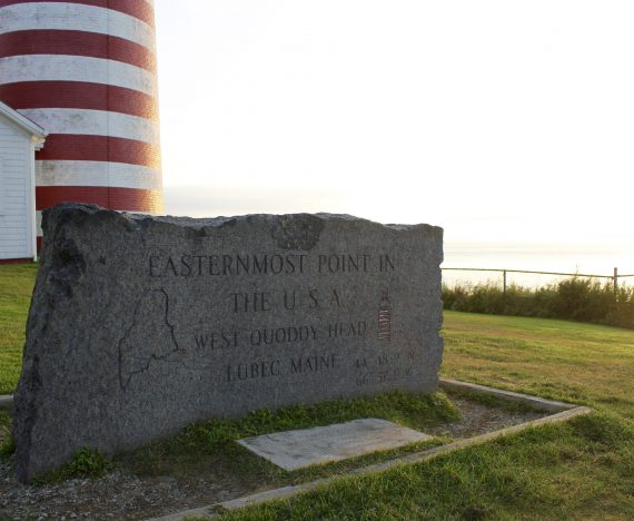 The Most eastern Point in the USA